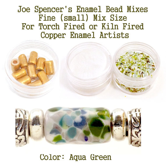 Joe Spencer's Mixes & Beads