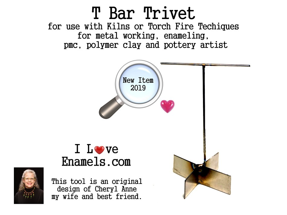 Cheryl Anne's T Bar Trivet (kit)